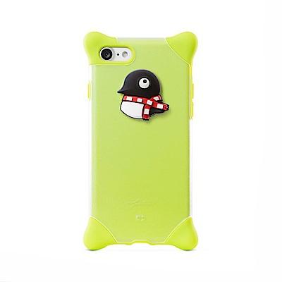 Bone  iPhone 7Plus / 8Plus泡泡保護套-企鵝