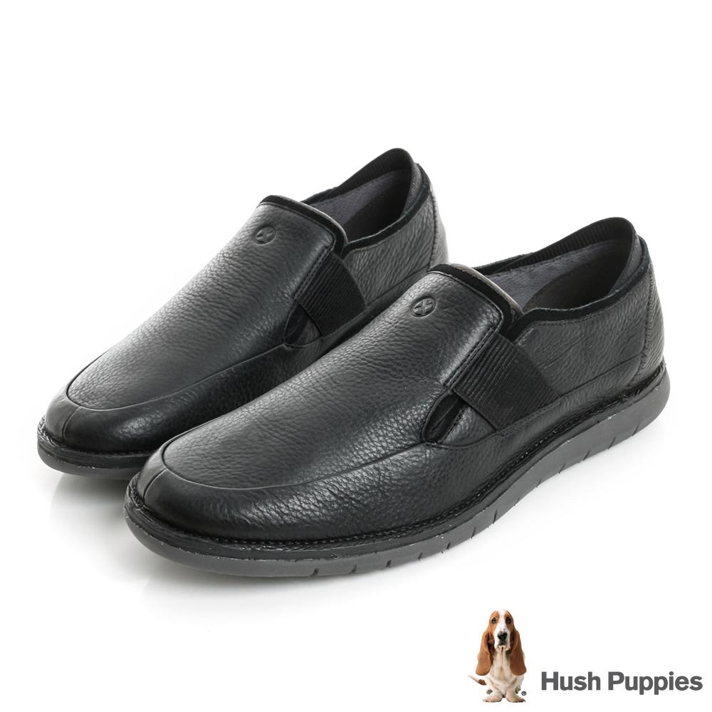 Hush Puppies BOLT百搭休閒鞋-黑