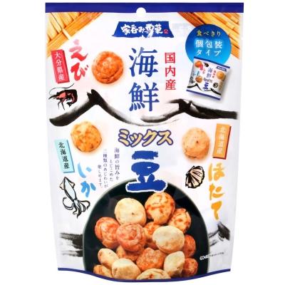 南風堂海鮮綜合豆果子100g