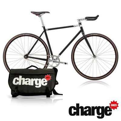 Charge Plug 1 潮流單速車