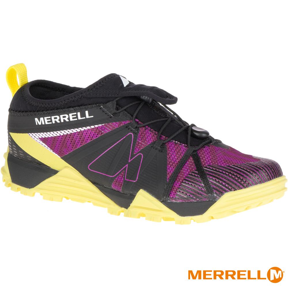 MERRELL AVALAUNCH 野跑女鞋-黑紫(09680)