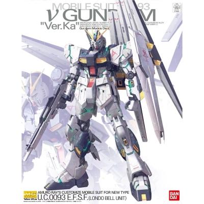 BANDAI GUNDAM鋼彈MG 1/100 RX-93 νNu鋼彈Ver. Ka