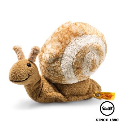 STEIFF德國金耳釦泰迪熊 蝸牛 Snailly siug (動物王國)