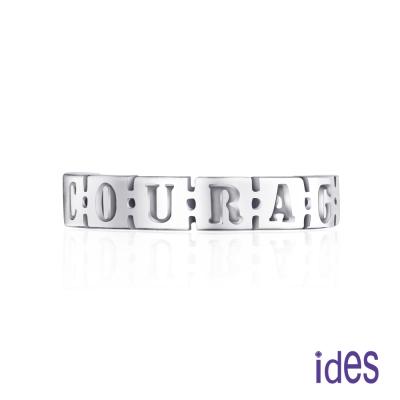 ides愛蒂思 Courage勇氣。許願系列戒指/項鍊