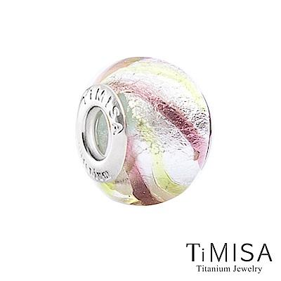 TiMISA 微醺(11mm)純鈦琉璃 墜飾串珠