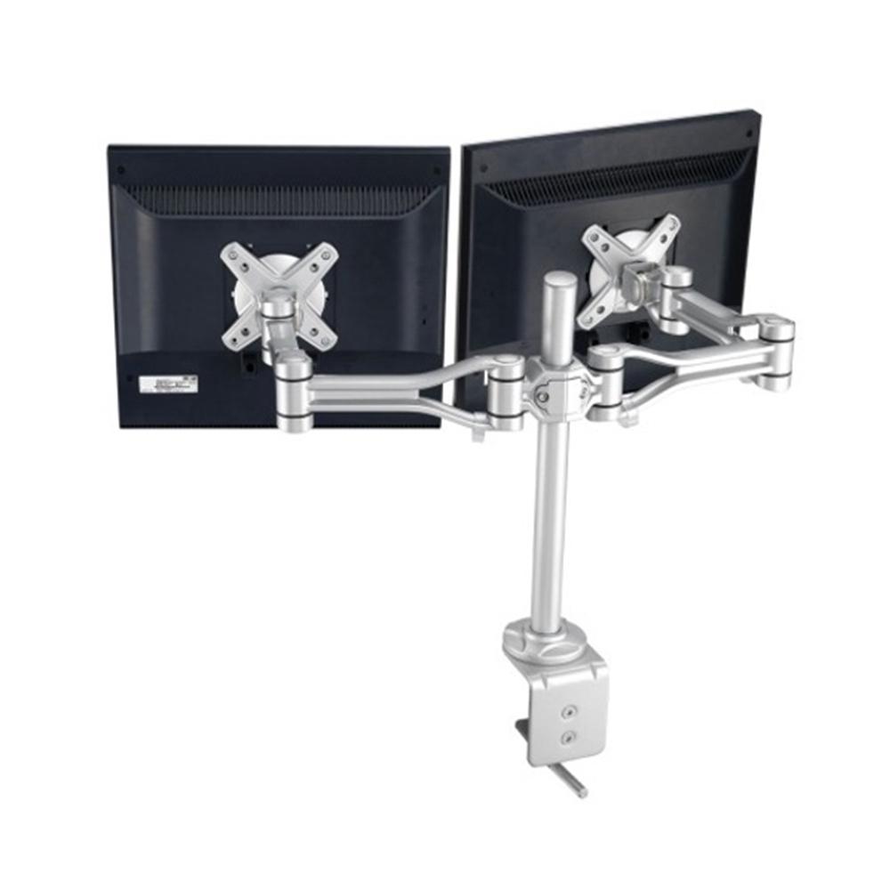 SPEEDCOM ELITE 尊爵款液晶螢幕桌上型固定支架-雙螢幕款