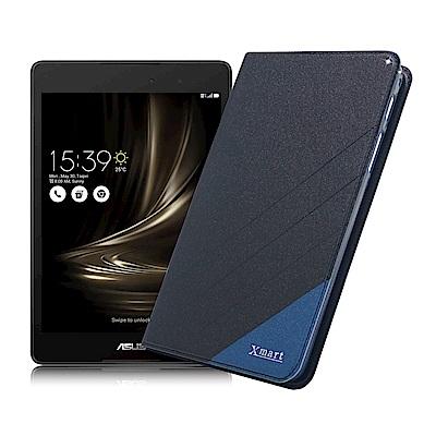 XM ASUS ZenPad 3 8.0 Z581KL 8吋完美拼色側扣皮套