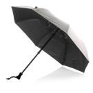 德國 EuroSCHIRM 強韌型堅固雨傘!!! 戶外抗UV風暴傘(含指北針)銀