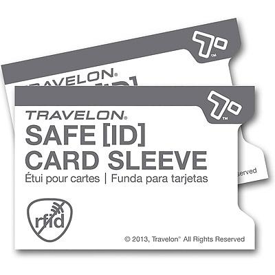 TRAVELON 防護卡套(2入)