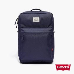 Levis 後背包 經典雙馬車標誌 藍