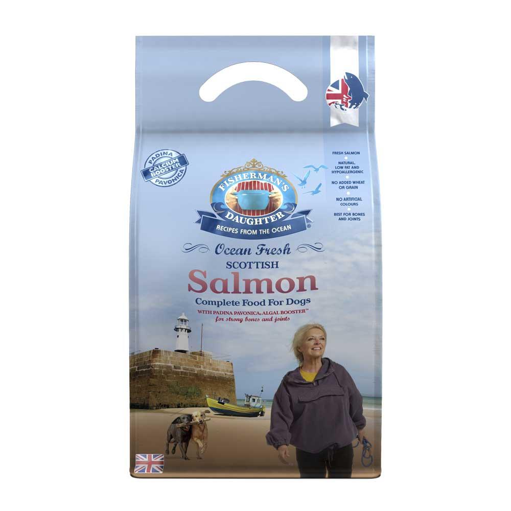 FISHERMAN S DAUGHTER 漁家女、全營養鮭魚無穀配方1.35KG、中大型犬
