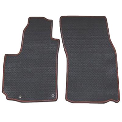 葵花 量身訂做 汽車地墊 自然風加防漏系列 雙前座