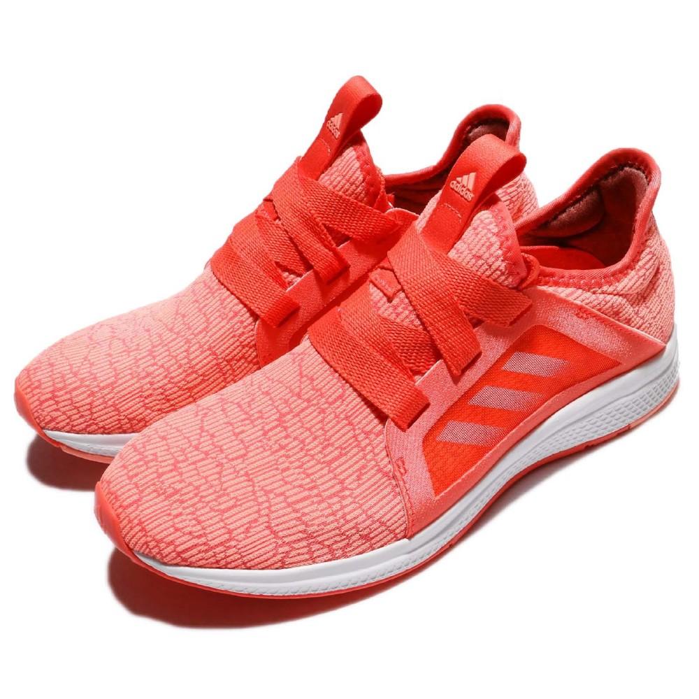 adidas 慢跑鞋 Edge Lux W 運動 女鞋