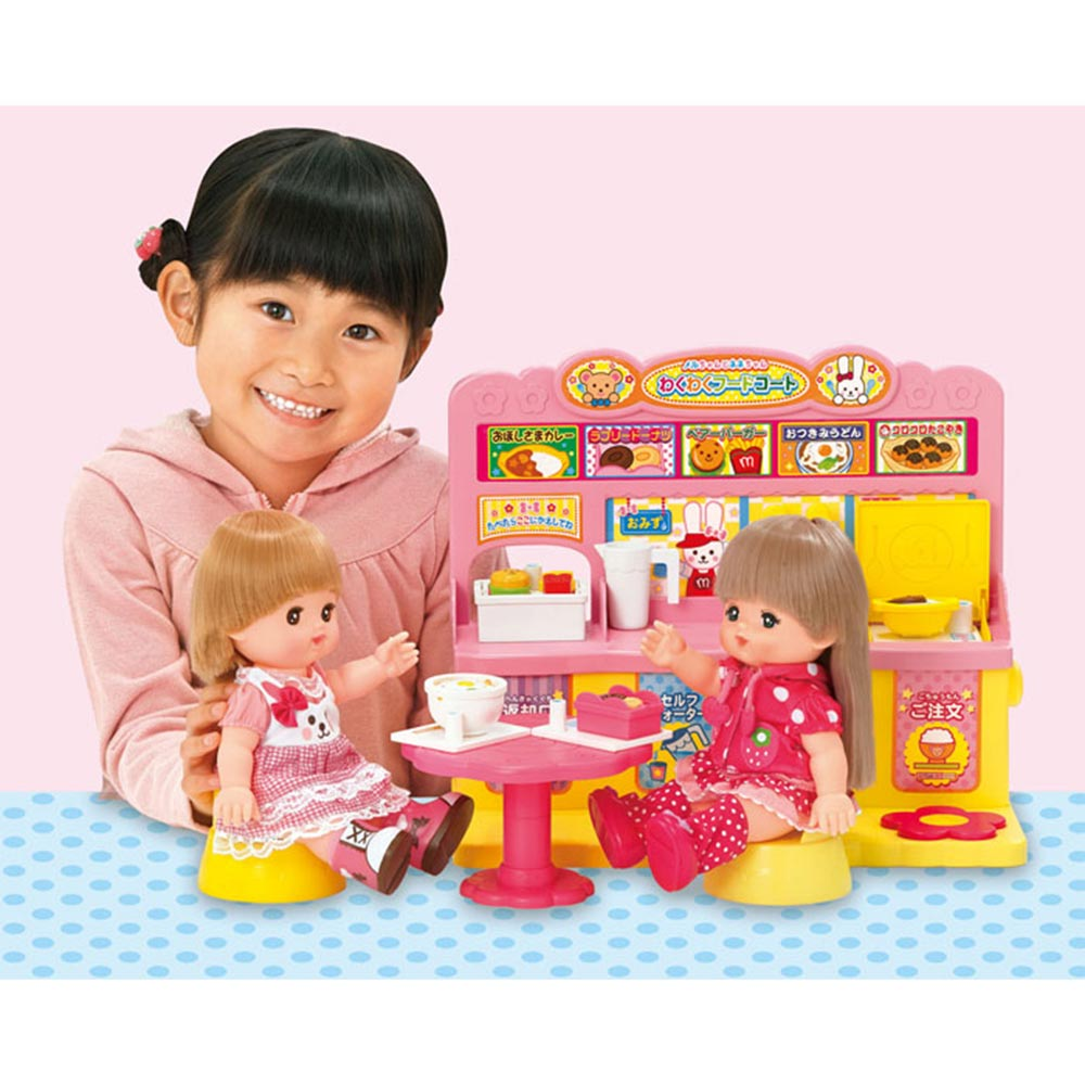PILOT 小美樂娃娃配件 小美樂食堂