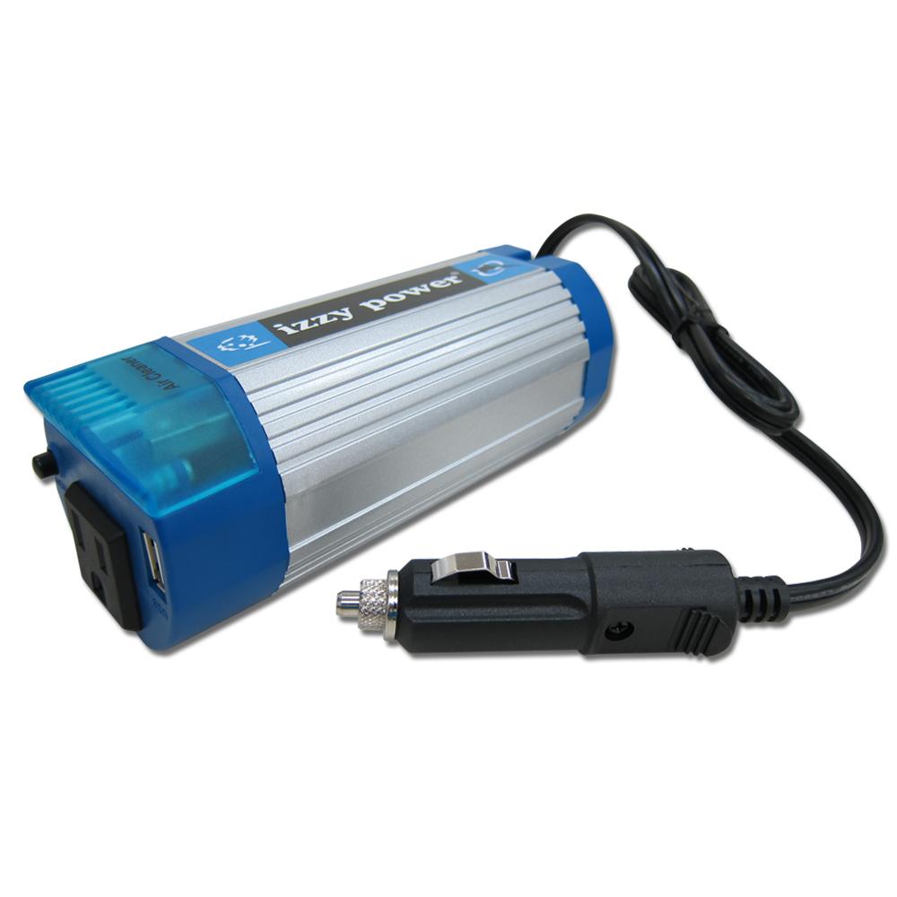 內建空氣清淨、USB 四合一超強功能電源轉換器150W