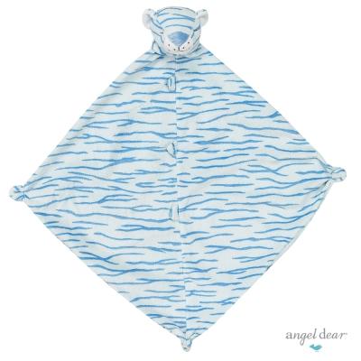 美國 Angel Dear 動物嬰兒安撫巾 (藍色小虎)