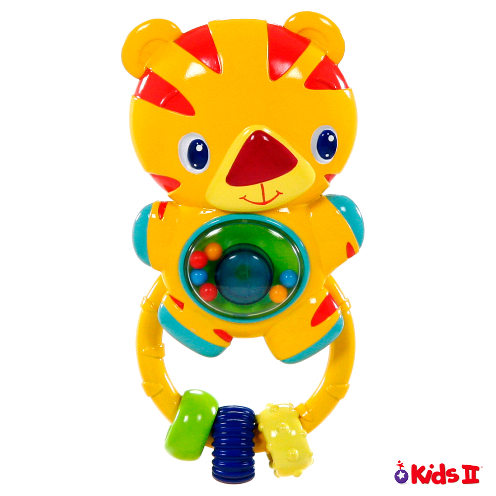 Kids II-BS 聲光小老虎