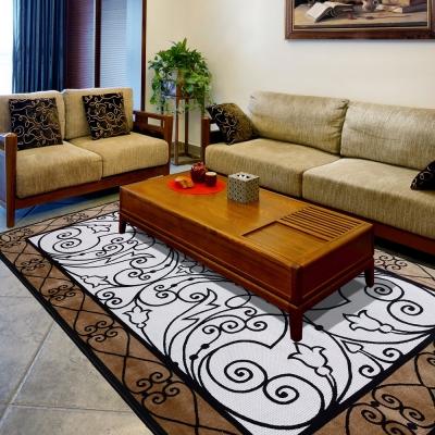 Ambience 比利時Palmas 絲光地毯 -經典 (140x200cm)