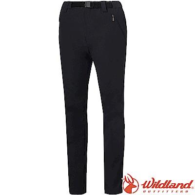 Wildland 荒野 0A61387-95鐵灰色 女四彈耐磨透氣三季褲