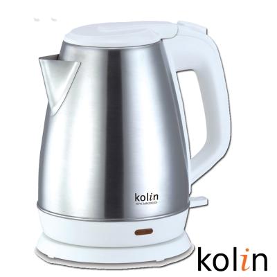 Kolin 歌林 2.0L高級304不鏽鋼快煮壺(KPK-MN2003S)