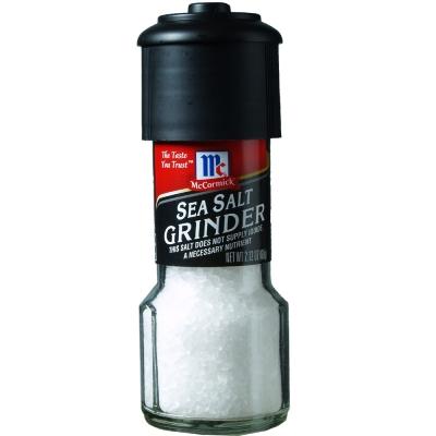 味好美 自磨式純淨海鹽(60g)