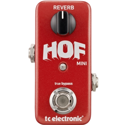 tc electronic Hall of Fame Mini 效果器