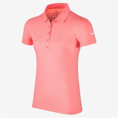 NIKE GOLF 短袖 POLO衫-火山紅725588-676