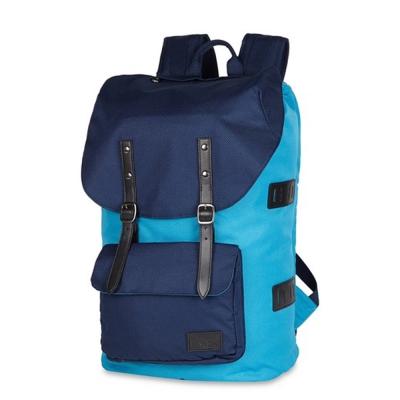 CONVERSE-後背包12702C414-藍