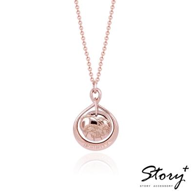 STORY ACCESSORY-雙星仙子-Infinity永恆無限純銀項鍊