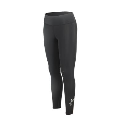 AROPEC Classic 經典女款游泳戲水長褲 黑色