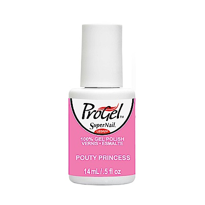 SUPER NAIL 美國專業光撩-81404 Pouty Princess 14ml