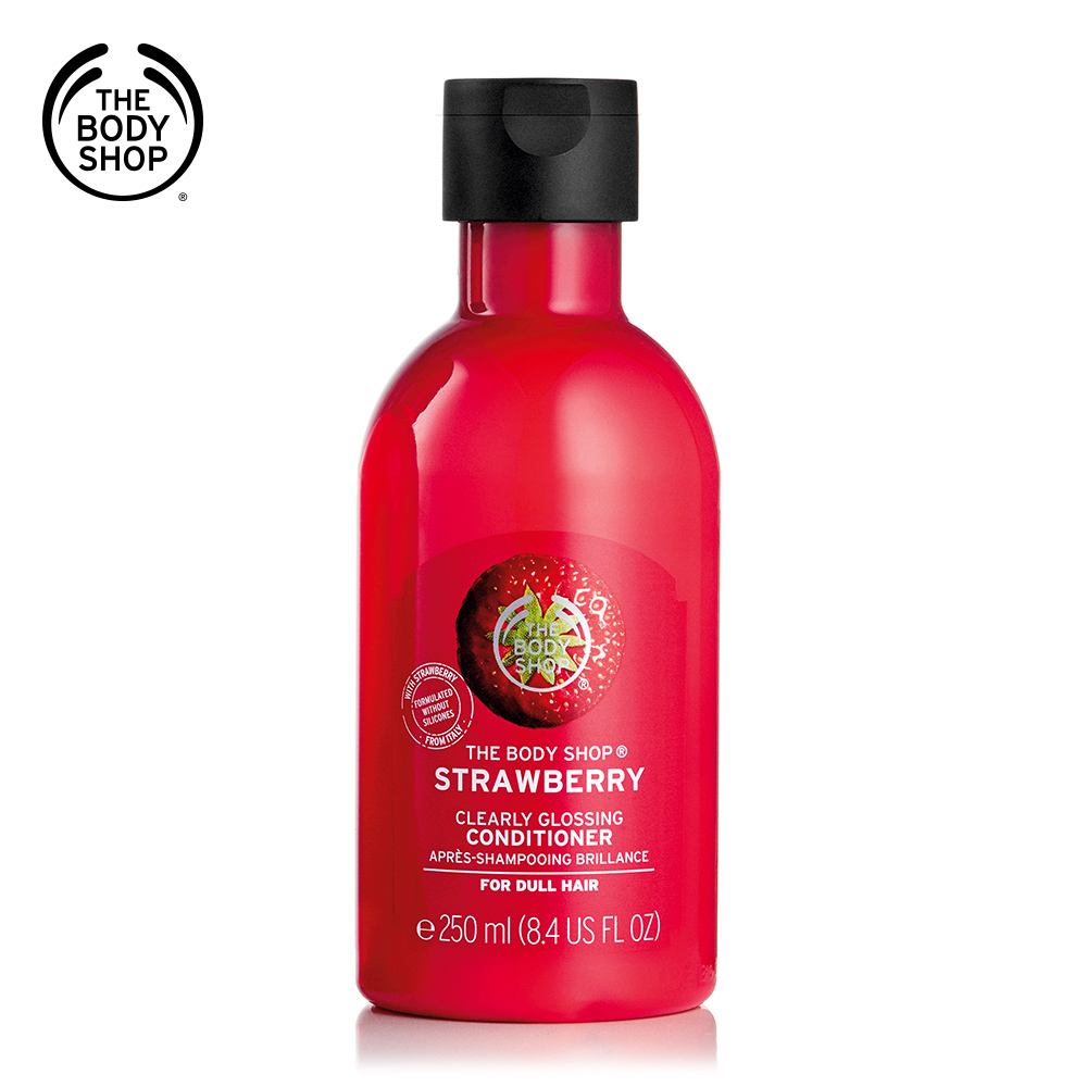 The Body Shop 草莓亮采護髮乳250ML product image 1