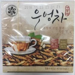 韓味不二 花泉牛蒡茶(1gx40入)