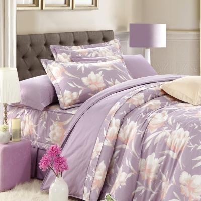 MONTAGUT-槴子花的祝福-紫-精梳棉-加大七