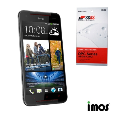 iMos HTC Butterfly S超抗潑水疏油保護貼