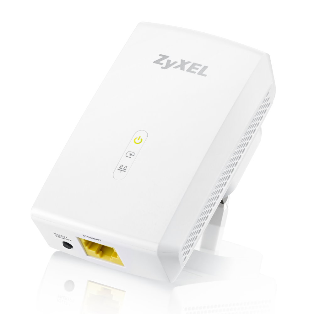 ZyXEL 合勤 PLA-5206 1000Mbps 電力線上網器雙包裝