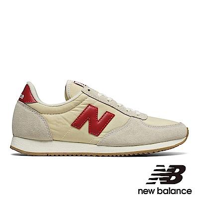 NEWBALANCE復古運動鞋- 女WL220BG灰色