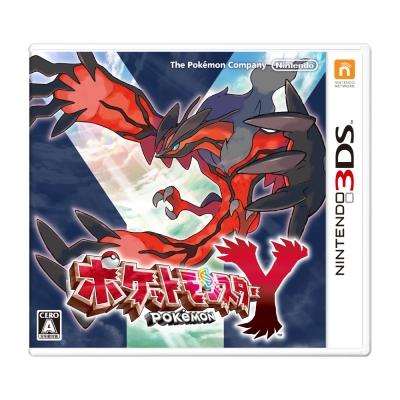 神奇寶貝 Y- 3DS 日版 日文版(拆封無鑑賞期)