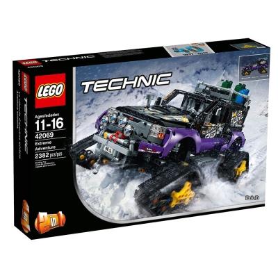 樂高LEGO 科技系列 - LT42069 極地冒險履帶車