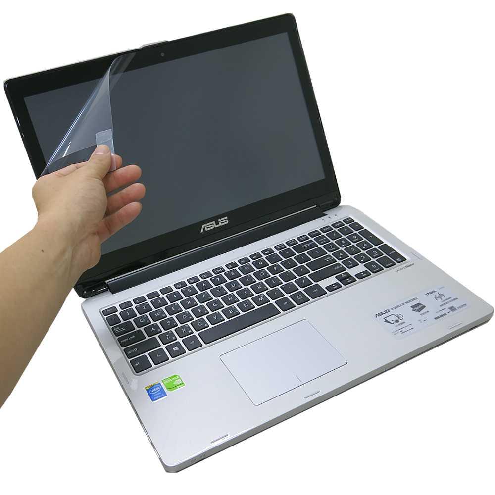EZstick ASUS TP500 (特殊規格) 亮面防藍光螢幕貼