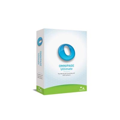 NUANCE-OmniPage-Ultimate-旗艦商業版-盒裝