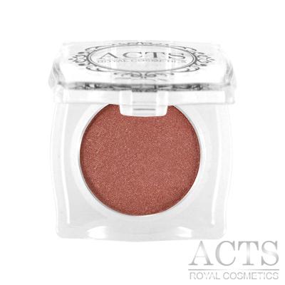 ACTS維詩彩妝 細緻珠光眼影 珠光紅咖啡B606