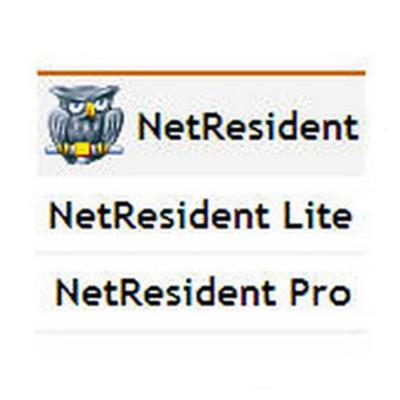 NetResident Lite (網路監控) 單機授權(下載)