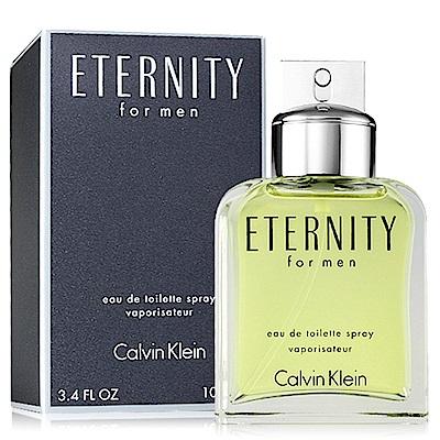 CK 永恆男性淡香水 100 ml