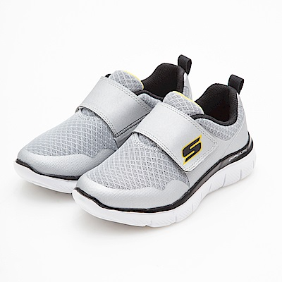 SKECHERS (童) 男童系列FLEX ADVANTAGE-97450LSLBK