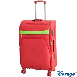 Verage~維麗杰 25吋爵士輕旅系列旅行箱 (紅)