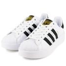 ADIDAS-女厚底鞋BA7666-白