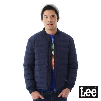 Lee URBAN RIDERS羽絨外套90%羽絨-男款-藍色