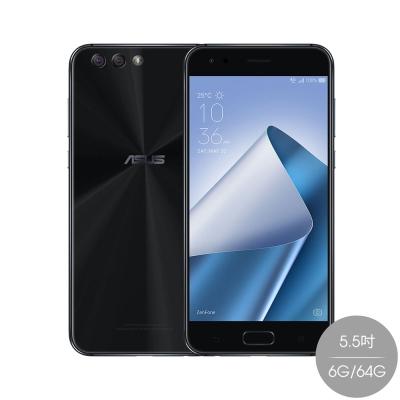 ASUS ZenFone 4 ZE554KL (6G/64G) 5.5吋八核心智慧手機-黑