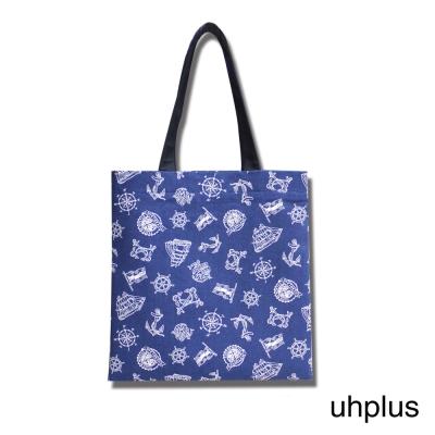 uhplus 散步手袋 –航海計畫(藍)